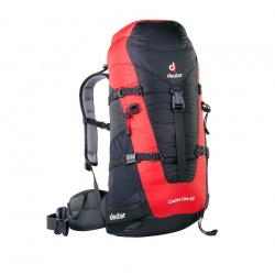 batoh Deuter Cruise Lite 30, black/fire