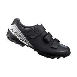 tretry Shimano ME2, black/white