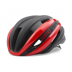 helma Giro Synthe, bright red/matte black, 2017