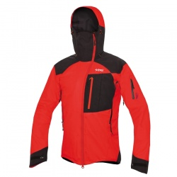 bunda Direct Alpine Guide, red/anthracite