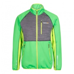 bunda Regatta Yare, fairway green/seal grey/lime