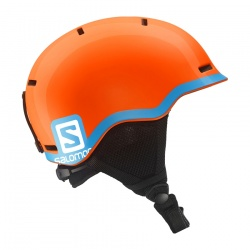 helma Salomon Grom, fluo orange/blue, 15/16