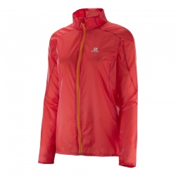 dámská bunda Salomon Fast Wing Jacket W, infrared