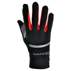 rukavice Silvini Isonzo UA905, black/red