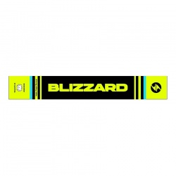 hole Blizzard Race Junior Ski Poles, yellow/black