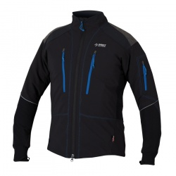 bunda Direct Alpine Summit 3.0, black/blue