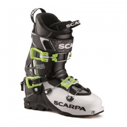 boty Scarpa Maestrale RS 2.0 12046T, white/black/lime, 17/18