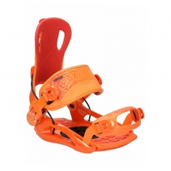 snowboardové vázání SP FT270, orange