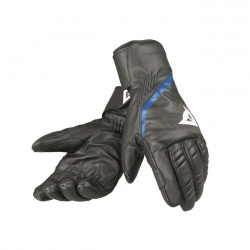rukavice Dainese Speedcarve 13 Glove, black/white/blue