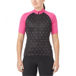 dámský Giro Chrono Sport Sublimated, black/sharktooth