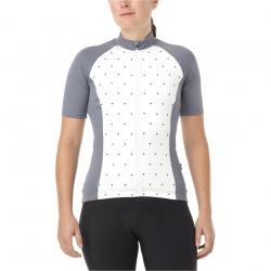 dámský Giro Chrono Sport Sublimated, white/sharktooth
