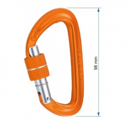 karabina Camp Orbit Lock, orange