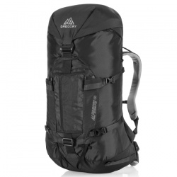 batoh Gregory Alpinisto 50, basalt black