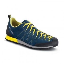boty Scarpa Highball, ocean/bright yellow