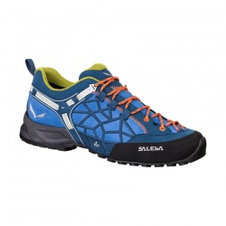 boty Salewa MS Wildfire Pro, royal blue/holland
