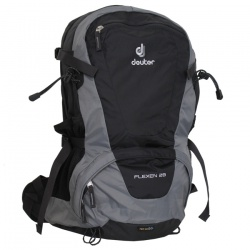 batoh Deuter Flexen 28, black/titan