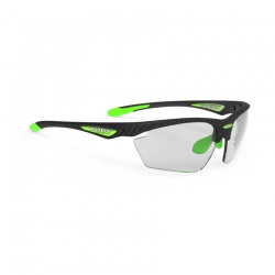 brýle Rudy Project Stratofly, carbonium lime/ImpactX photochromic 2 black