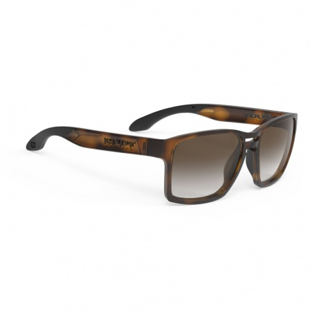 brýle Rudy Project Spinair 57, demi turtle gloss/multilaser brown