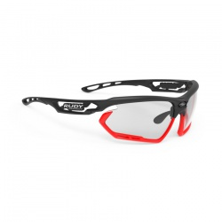 brýle Rudy Project Fotonyk, black matte/ImpactX photochromic 2 black