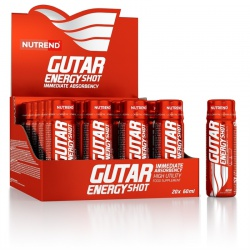 Nutrend Gutar Energy Shot, 60ml