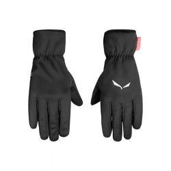 rukavice Salewa WS Finger Gloves, black out