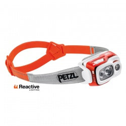 čelovka Petzl Swift RL, orange