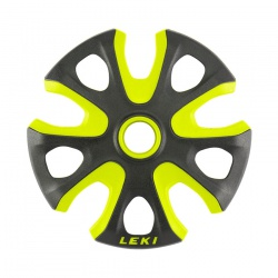 talíř Leki Big Mountain Basket 2K 95mm, neon yellow/black, pár