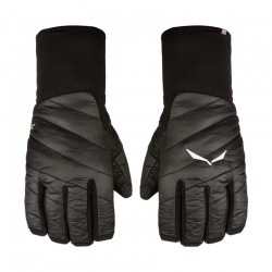 rukavice Salewa Ortles 2 PRL Gloves, black out