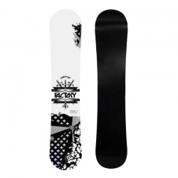 snowboard Skyrock Factory-Surprice, white