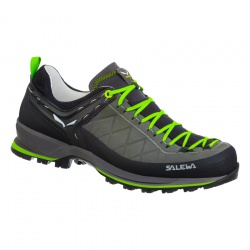 boty Salewa MS MTN Trainer 2 L, smoked/fluo green