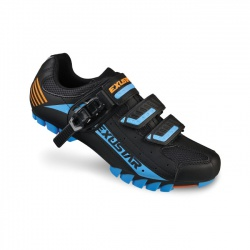 tretry Exustar SM308AB, black/blue/orange