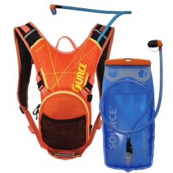 batoh Source Pulse, orange/yellow