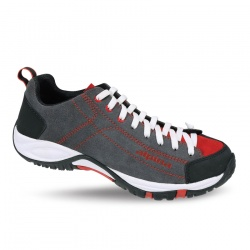 boty Alpina Diamond 2.0, grey/red,