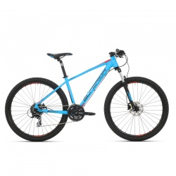 kolo Superior XC 857, matte cyan blue/black/team red, 2017